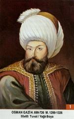 Osman Gazi Hatun Ve Cocuklari