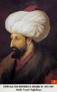 2. Mehmedin Hatun ve Cocuklari