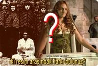 Osmanlı da Gerçek Harem Görüntüleri